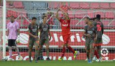 Carlos Gutiérrez estableció la paz definitiva con el 2-0. LaLiga