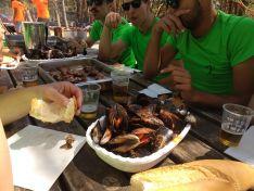 Fiesta del Mejillón de Cabrejas del Pinar.