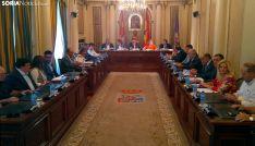 Pleno ordinario de agosto de Diputación Provincial.