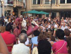 Finaliza el Festival del Teatro de Calle con éxito de participación
