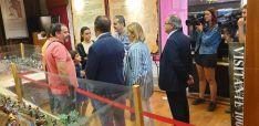 Foto 4 - La exposición de 'clicks' en Garray recibe a su visitante número 10.000