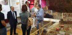 Foto 3 - La exposición de 'clicks' en Garray recibe a su visitante número 10.000