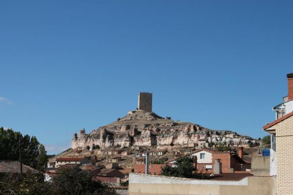 Entorno de Langa de Duero. Ayuntamiento de Langa de Duero