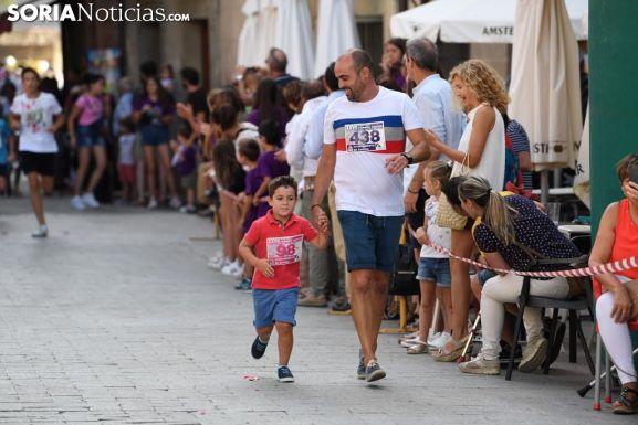 XXVII Carrera Popular Fermín Cacho en Ágreda. Nacho Grijalbo