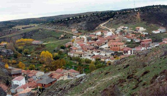 Una imagen de archivo de la localidad de Ucero.