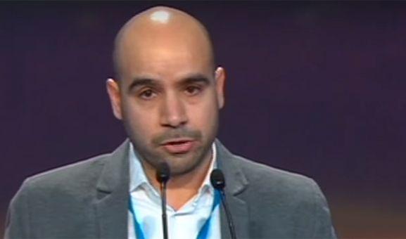 Luis Matías Ágreda Toro, nuevo presidente del grupo de acción local.