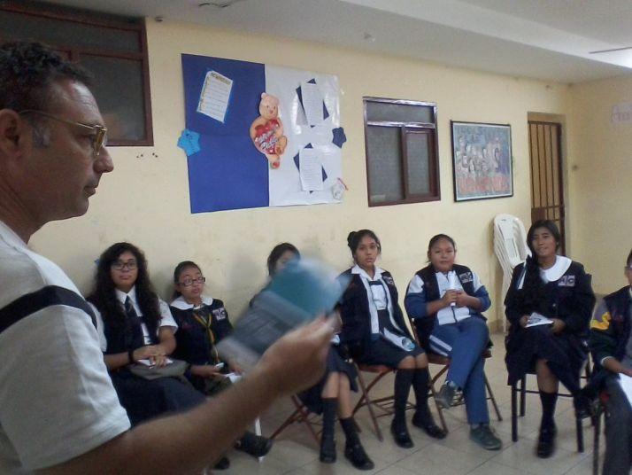 Foto 2 - Música con raíces cubanas en Soria para una campaña de ayuda escolar para Bolivia