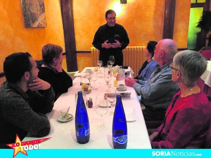 Foto 1 - Casa Vallecas, entre lo 'mejorcito' de Castilla y León: el arte de hacer gastronomía con recursos de Soria