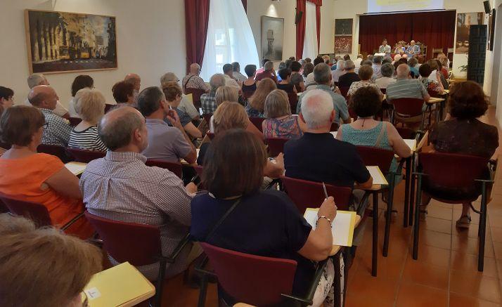 Foto 1 - Cierra con más de un centenar de asistentes el curso de verano de Ágreda