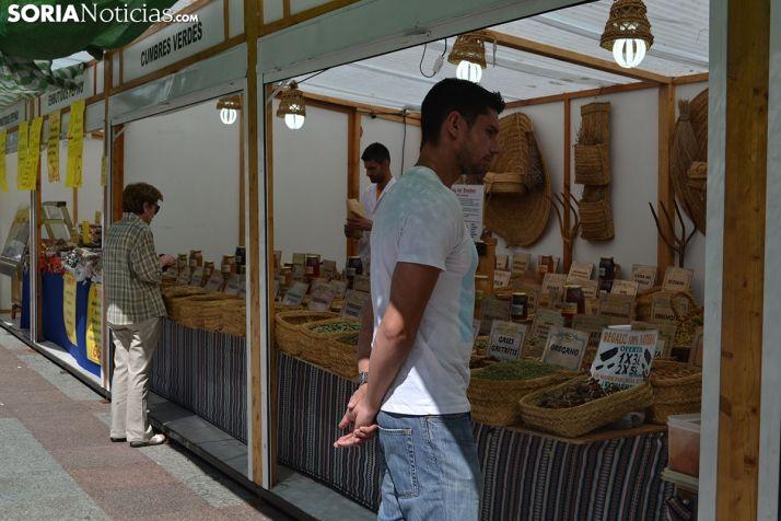 XIV Mercado de las Viandas' de Soria.