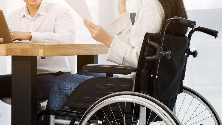 Foto 1 -  412 jóvenes con discapacidad buscan empleo en Castilla y León