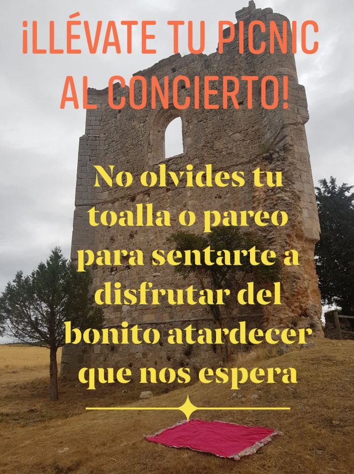 Foto 2 - Concierto mañana en el monasterio de los Jerónimos en Guijosa