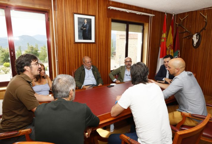 """Foto 1 - Igea afirma que el medio rural tiene que """"dejar atrás el inmovilismo"""" para afrontar el futuro"""