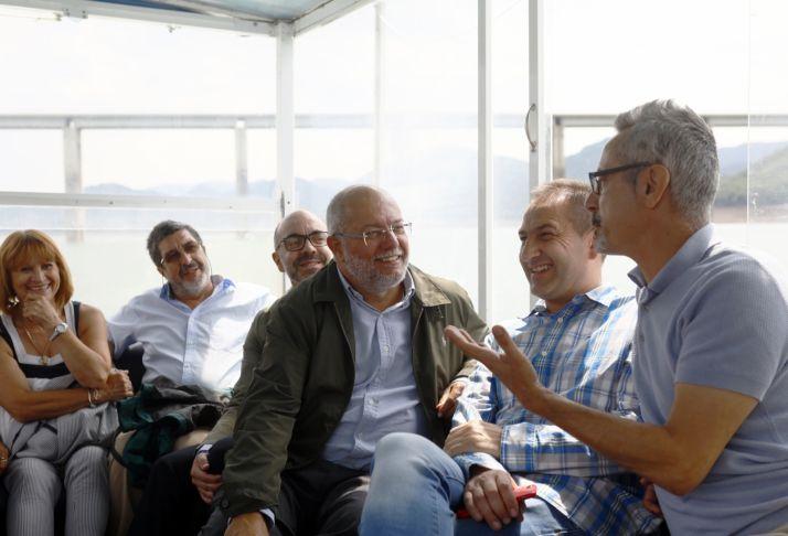 Foto 1 - Igea también pide que la Autovía del Duero se finalice