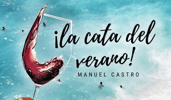 Foto 1 - El enólogo Manuel Castro guía una cata de vino y embutidos aragoneses en el Casino