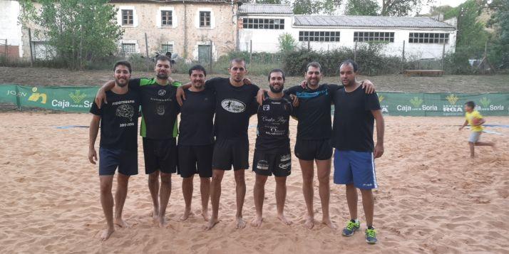 II Torneo de Balonmano Playa. Balonmano Soria