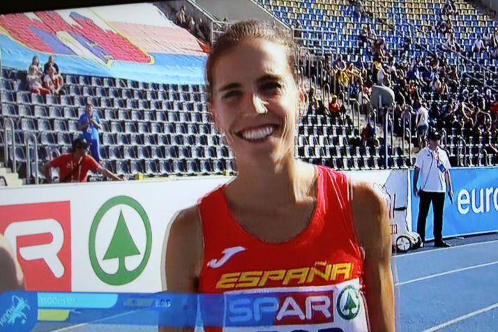 Foto 1 - El sprint final deja sin liderato a una exquisita Marta Pérez en Polonia