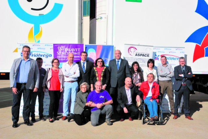 Grupo empresarial Molinero Logística, a la vanguardia de España con su flota de camiones
