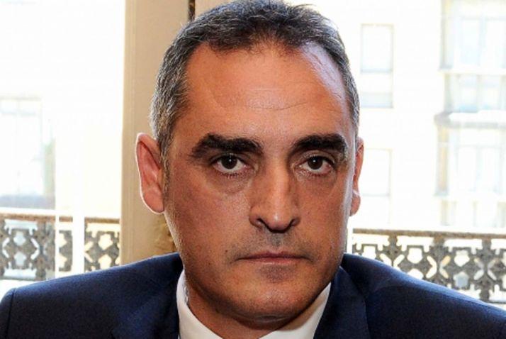 Martín Navas, primer teniente de alcalde de El Burgo de Osma.
