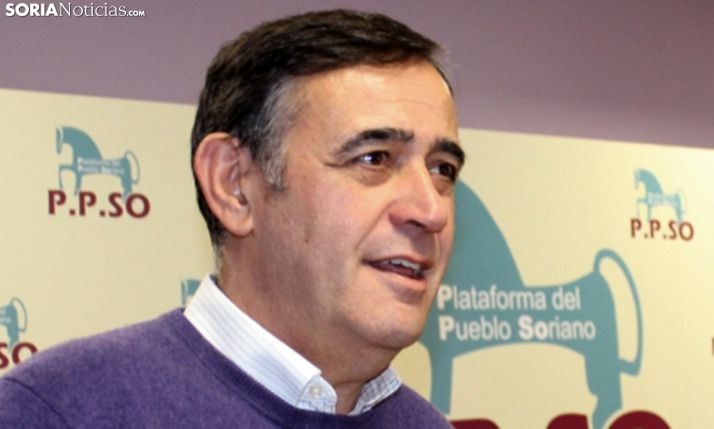 Foto 1 - Pardo denuncia insultos, amenazas y forcejeos de Martín Navas en las fiestas de El Burgo