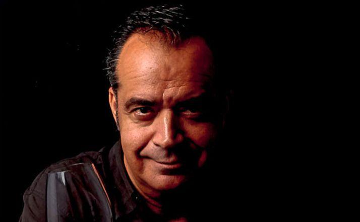 Una imagen del autor.