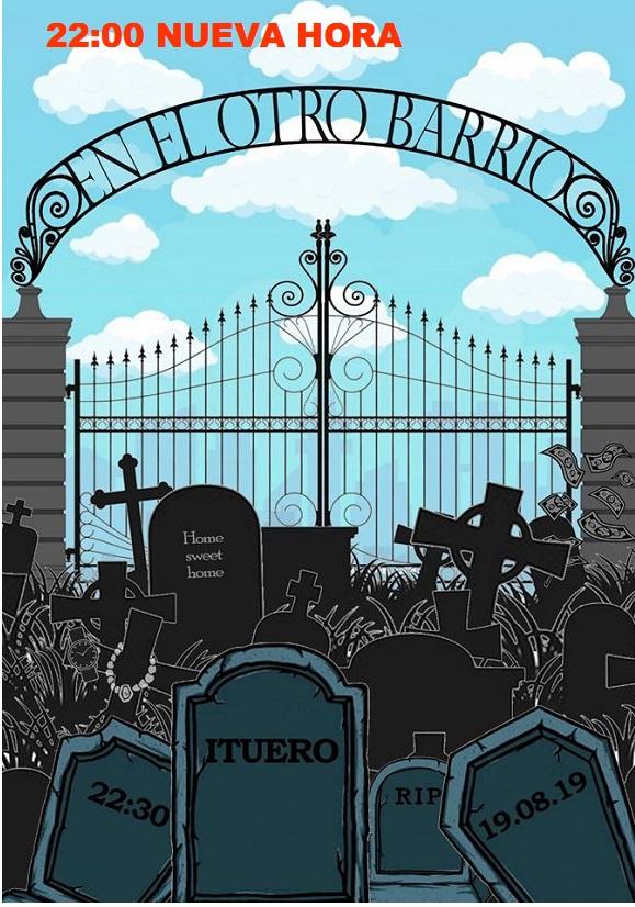 Foto 1 - Ituero inicia sus fiestas esta noche con la representación popular de la obra teatral 'En el Otro Barrio'