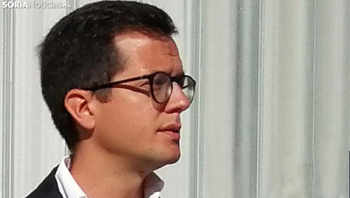 Tomás Cabezón, diputado del PP por Soria. /SN