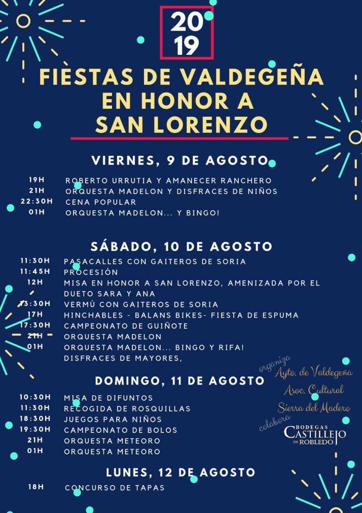Foto 2 - Valdegeña honra a San Lorenzo este fin de semana