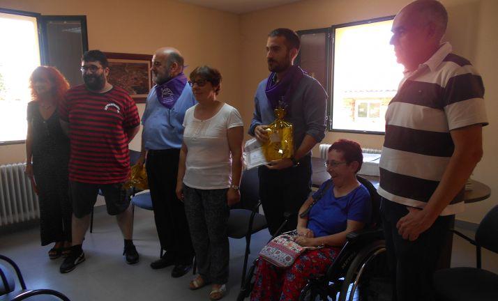 Una imagen de la entrega de premios. /ACV