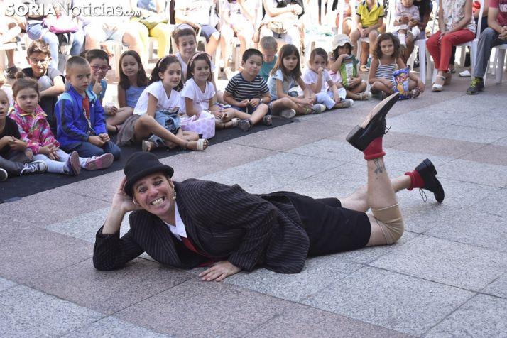Foto 1 - El XXIV Festival de Teatro de Calle arranca este jueves con aroma africano