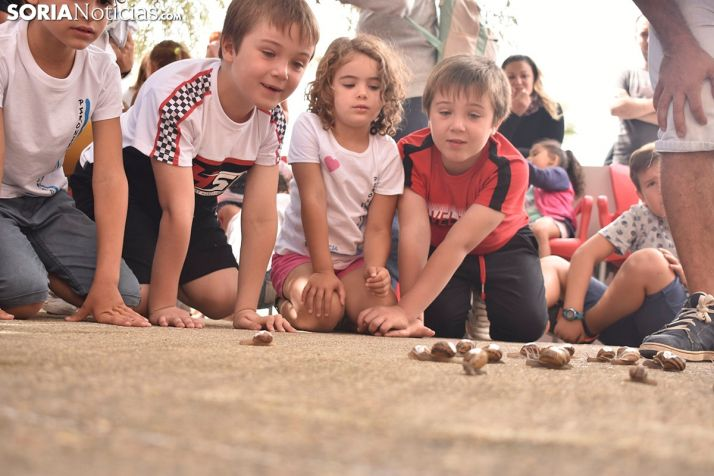 GALERÍA: Velocidad a ritmo de caracol en Peroniel