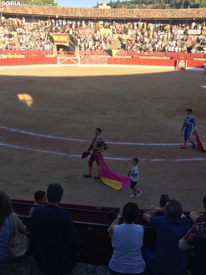 Foto 2 - Más fiesta que toros en El Burgo