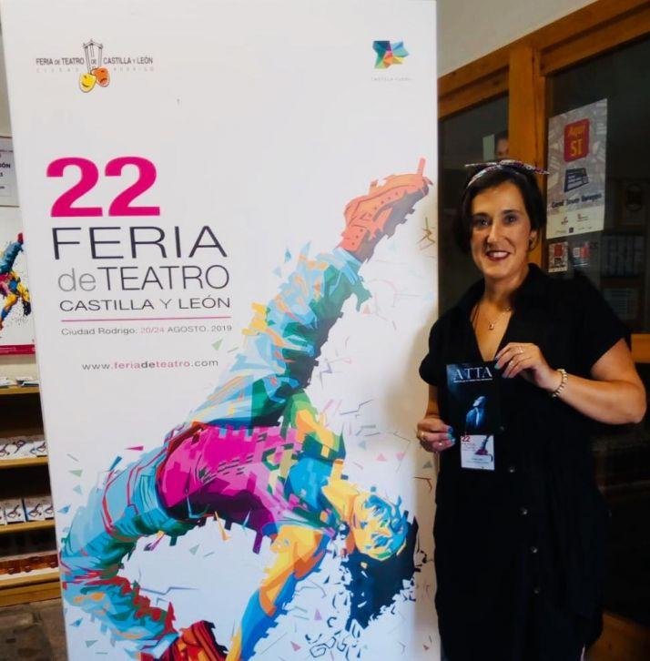Foto 1 - Representación soriana en la Feria de Teatro de Castilla y León