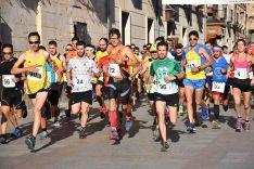 Las clasificaciones de la I Copa Soriana Carreras por Montaña, en un puño. Página web oficial de la organización