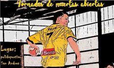 El BM Soria capta jugadores para su cantera