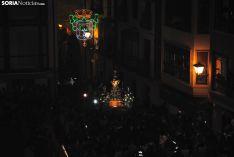 Foto 4 - Fotos: En Almazán, pasión y devoción en la procesión de la Bajada de Jesús 2019