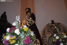 Foto 3 - Fotos: En Almazán, pasión y devoción en la procesión de la Bajada de Jesús 2019