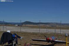 Una imagen de esta mañana en las instalaciones de Velilla. /SN