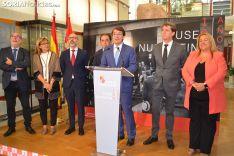Inauguración del centenario del Museo Numantino.