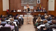 Una imagen de la asamblea de este jueves. /Jta.