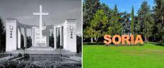 2003 Política y sanitariamente, el Monumento a los Caídos instalado en 1954 era totalmente insostenible cuando en 2003 el gobierno de Encarnación Redondo (PP) lo demolió. fotos: ahpso 14554/sn