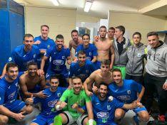 El Almazán logra una importante victoria a domicilio ante el Santa Marta de Tormes (0-2)