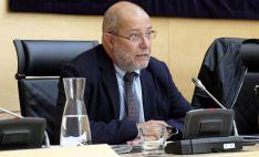 Francisco Igea, en su comparecencia este lunes. /Jta.