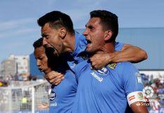 El Fuenlabrada rescató un punto en el Fernando Torres ante el Rayo Vallecano (2-2). LaLiga