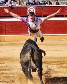 Foto 9 - J. P. Villanueva 'Aguilucho', campeón del Concurso Nacional de Recortes de Soria