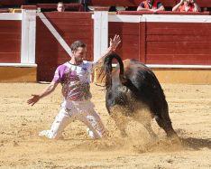 Foto 8 - J. P. Villanueva 'Aguilucho', campeón del Concurso Nacional de Recortes de Soria