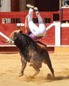 Foto 7 - J. P. Villanueva 'Aguilucho', campeón del Concurso Nacional de Recortes de Soria
