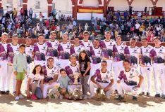Foto 3 - J. P. Villanueva 'Aguilucho', campeón del Concurso Nacional de Recortes de Soria