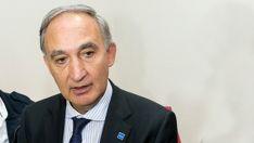 Antonio Largo Cabrerizo, rector de la UVa.