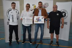 Esta mañana se ha presentado el torneo de baloncesto de San Saturio. CSB